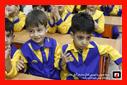 آموزش ایمنی و آتش نشانی به کودکان مهد سماء و مهد گلچره ها