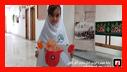 آموزش ایمنی و آتش نشانی به دانش آموزان دبستان دخترانه مفاخر