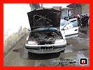مهار آتش سوزی خودروی سواری ظهر امروز در باقرآباد رشت/ آتش نشانی رشت