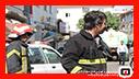 آتش سوزی دو باب خانه ویلایی در کوچه آهکی رشت/آتش نشانی رشت