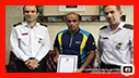 معاون آموزش ایمنی و پیشگیری سازمان آتش نشانی رشت از تقدیر یکی از مربیان تیم امداد و نجات آتش نشانان شهر باران خبر داد/آتش نشانی رشت