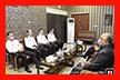 با هدف ارایه خدمات ارزنده تر به شهروندان؛ دیدار سرپرست سازمان آتش نشانی و خدمات ایمنی رشت با مدیر مخابرات منطقه گیلان /آتش نشانی رشت