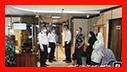 بازدید ایمنی آتش نشانان از کلینیک فارابی رشت/ آتش نشانی رشت