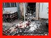 حادثه انفجار در خیابان معلولین رشت دو مصدوم بر جای گذاشت/آتش نشانی رشت