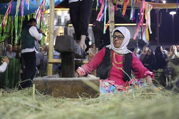 گزارش تصویری از برگزاری روز دوم و سوم جشنواره جوکول در پیاده راه فرهنگی شهدای ذهاب که با استقبال چشم گیر مردم و گردشگران همراه بود