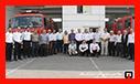 دیدار تنی چند ازبازنشستگـان سازمان آتش نشانی با آتش نشانان شهر باران به مناسبت گرامیداشت 7 مهر روز ایمنی و آتش نشانی/گزارش تصویری
