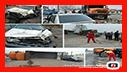 تصادف کامیون و خودروی سواری در جاده جیرده رشت/ آتش نشانی رشت