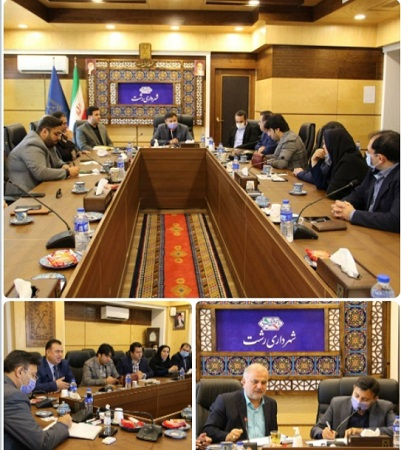 نشست مشترک با رئیس و اعضای هیأت مدیره ی اتاق بازرگانی سوئد_ایران