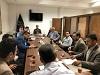 جلسه تصمیم گیری در راستای افزایش ارایه خدمات مناسب به شهروندان در محلات توسط شهرداری  برگزار شد: پاکسازی محلات بصورت ماهیانه در دو  مرحله/حوزه معاونت خدمات شهری در این روز همراه پاکبانان خواهد بود