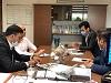 جلسه هماهنگی در خصوص ارائه خدمات بهتر به شهروندان در محلات برگزار شد ؛